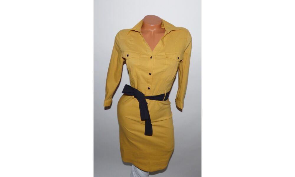 Roll-up ujjas ing-ruha + öv - Ruha - Luna Gardrobe Női ruha ... 5d721f9c33