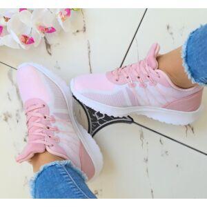 Színátmenetes hálós cipő
