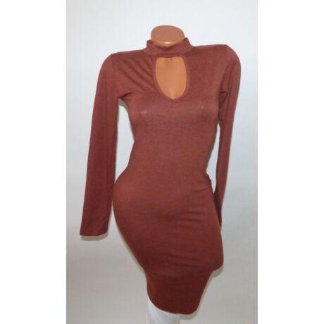 eb3c287a1b V kivágású ruha - Ruha - Luna Gardrobe Női ruha WebÁruház, Akciós ...