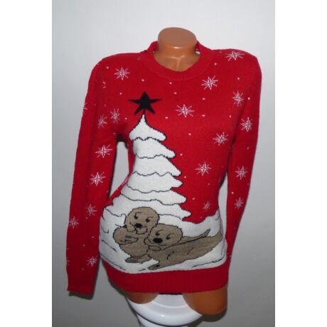 Cuki karácsonyi pulóver - Póló   Pulóver - Luna Gardrobe Női ruha ... d72ee64f4b