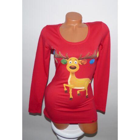 50b45a3b8a Cuki karácsonyi pulcsi - Póló / Pulóver - Luna Gardrobe Női ruha ...