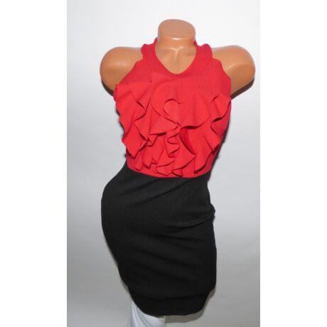 Fodros ruha - Ruha - Luna Gardrobe Női ruha WebÁruház 1d9cfb455e