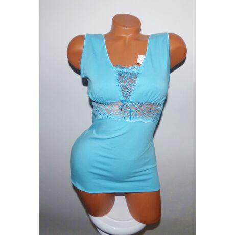 V kivágású csipkés trikó - Póló   Pulóver - Luna Gardrobe Női ruha ... cee3fb6045