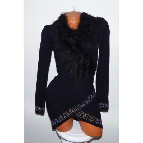 Átlapolós szőrmés tunika - Tunika - Luna Gardrobe Női ruha WebÁruház ... a9302e0ebc