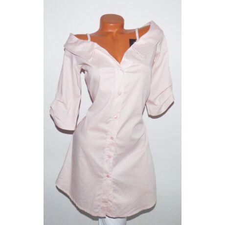 Szív alakban kivágott ing-ruha - Ruha - Luna Gardrobe Női ruha ... 2cb42f0d51