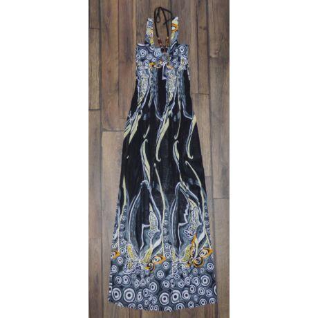 Mintás maxi-ruha - Ruha - Luna Gardrobe Női ruha WebÁruház 188aa6a092
