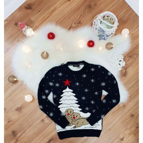 36d43ac139 Cuki karácsonyi pulóver - Póló / Pulóver - Luna Gardrobe Női ruha ...
