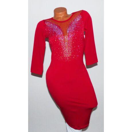 533678f3ad Strasszos ruha - Ruha - Luna Gardrobe Női ruha WebÁruház, Akciós ...