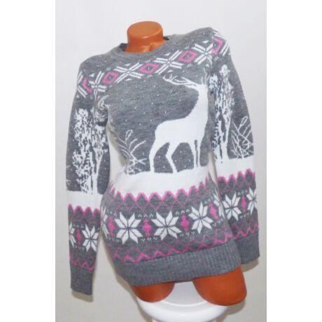 Karácsonyi pulcsi - Póló   Pulóver - Luna Gardrobe Női ruha ... bed1f026e9