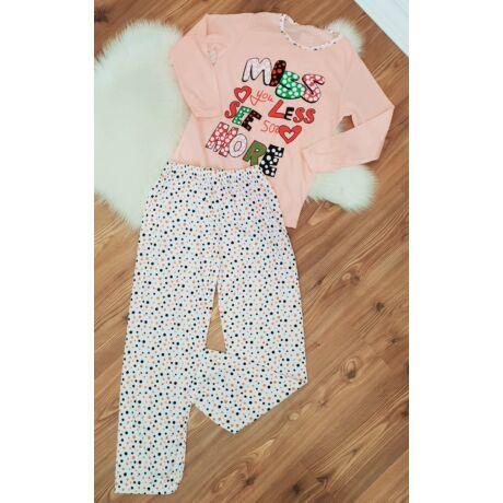 Cuki pizsama szett - Kiegészítők - Luna Gardrobe Női ruha WebÁruház ... 4e83b4b383