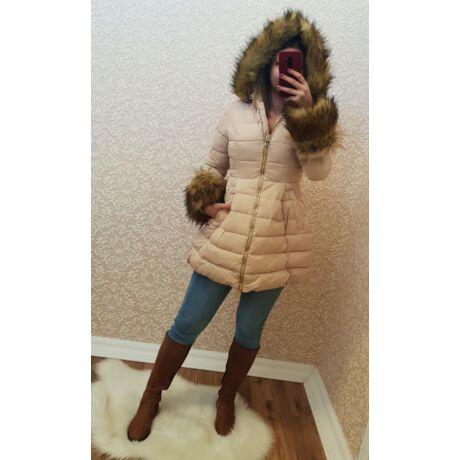Szőrmés kabát - Dzseki   Kabát - Luna Gardrobe Női ruha WebÁruház ... d62f169de8