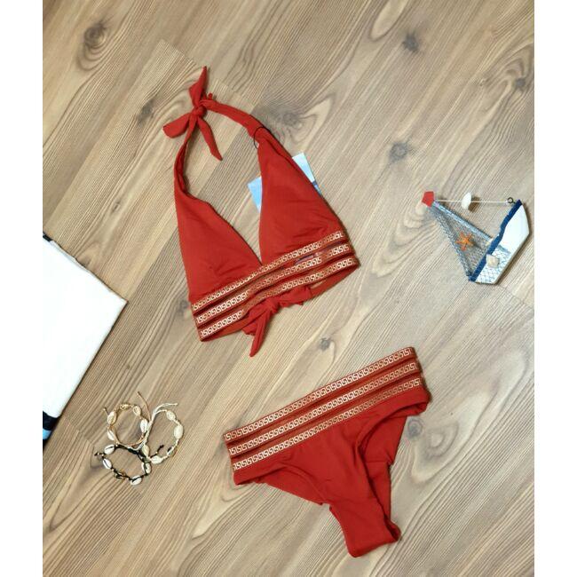 Görögmintás brazil-bugyis bikini