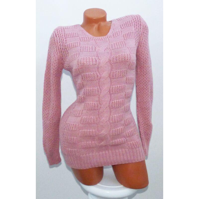 Fonott, kötött pulóver