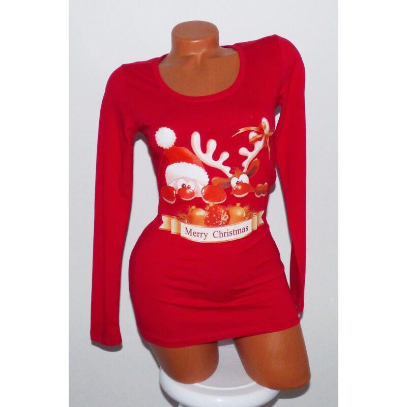 Cuki karácsonyi pulóver