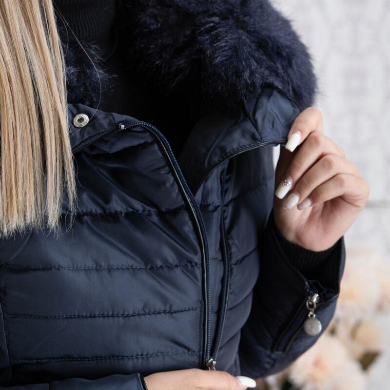Steppelt, szőrmés kabát