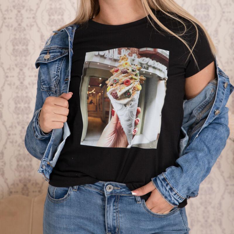 Fagyis pamut póló
