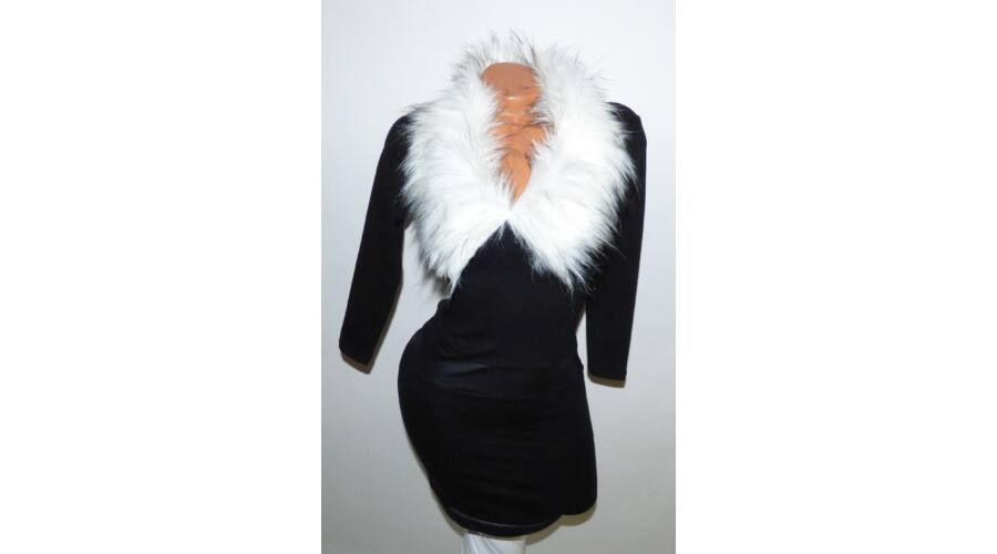a0aa36acf1 Szőrmés ruha - Ruha - Luna Gardrobe Női ruha WebÁruház, Akciós ...