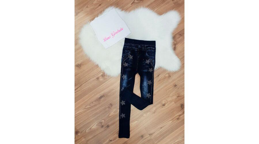 2489fa6e15 Farmerhatású leggings - Nadrág / Szoknya - Luna Gardrobe Női ruha  WebÁruház, Akciós - olcsó női ruha, Női ruha webshop, Online trendi -  divatos ruha