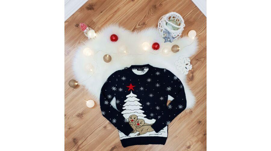 Cuki karácsonyi pulóver - Póló   Pulóver - Luna Gardrobe Női ruha ... e35bdc0029