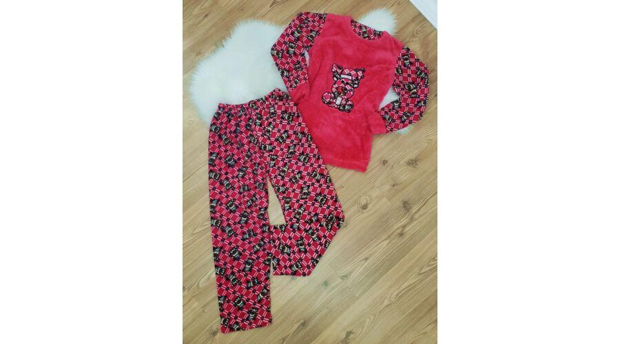 2e24de35cd Pihe-puha rénszarvas mintás pizsama - Kiegészítők - Luna Gardrobe ...