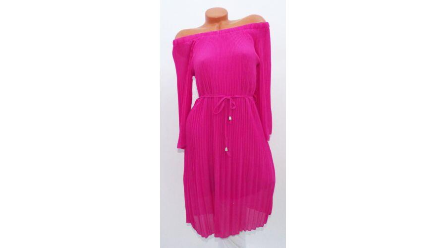 c5832cf9f2 Pliszírozott ruha - Ruha - Luna Gardrobe Női ruha WebÁruház, Akciós ...