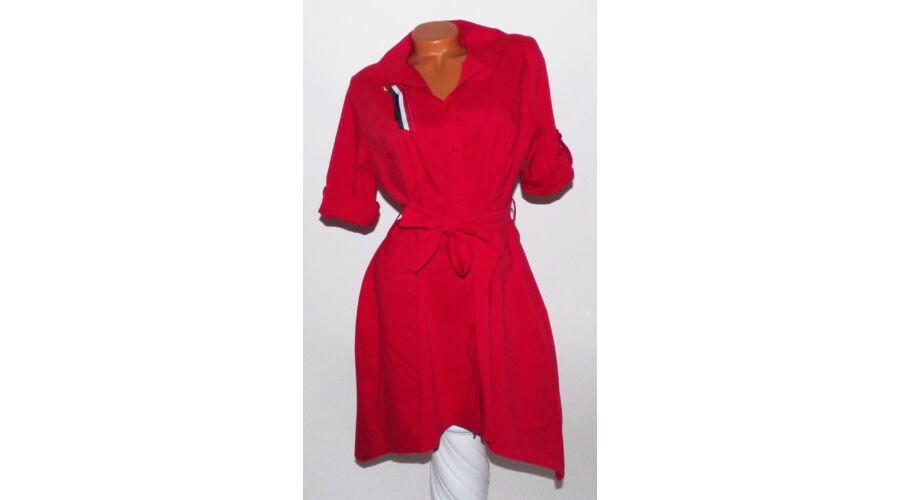 Aszimmetrikus ing ruha + öv - Ruha - Luna Gardrobe Női ruha ... 5147935f75
