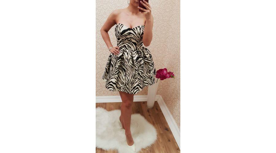 25293f2349 Pánt-nélküli mintás ruha - Ruha - Luna Gardrobe Női ruha WebÁruház ...
