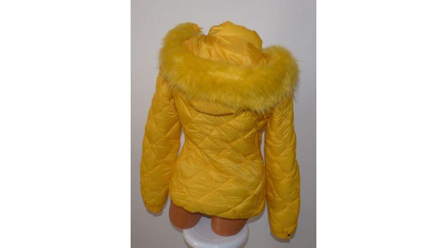 Sárga színű bélelt ffbb741577