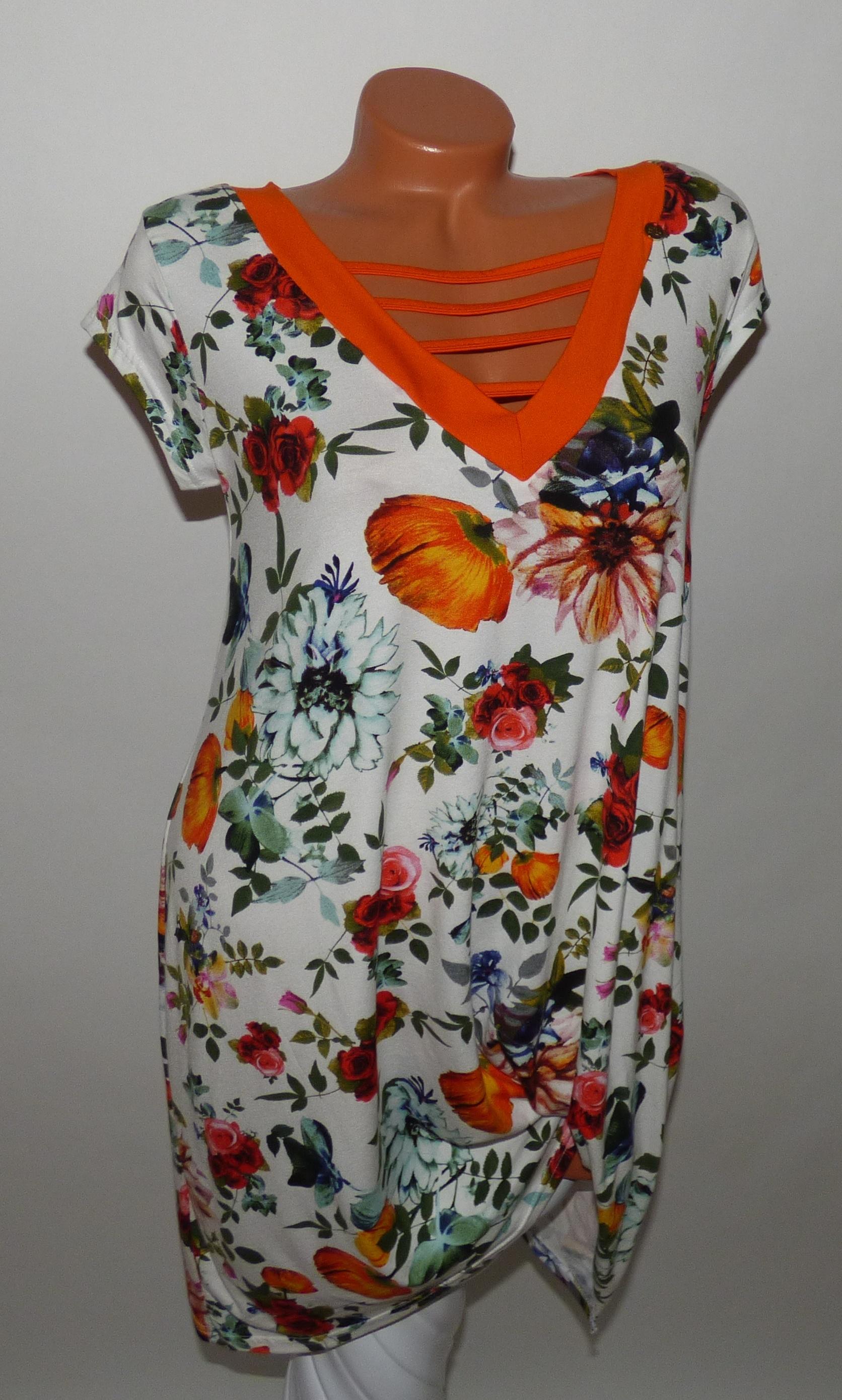 BEBE virágmintás tunika - Tunika - Luna Gardrobe Női ruha WebÁruház ... 807c15bef8