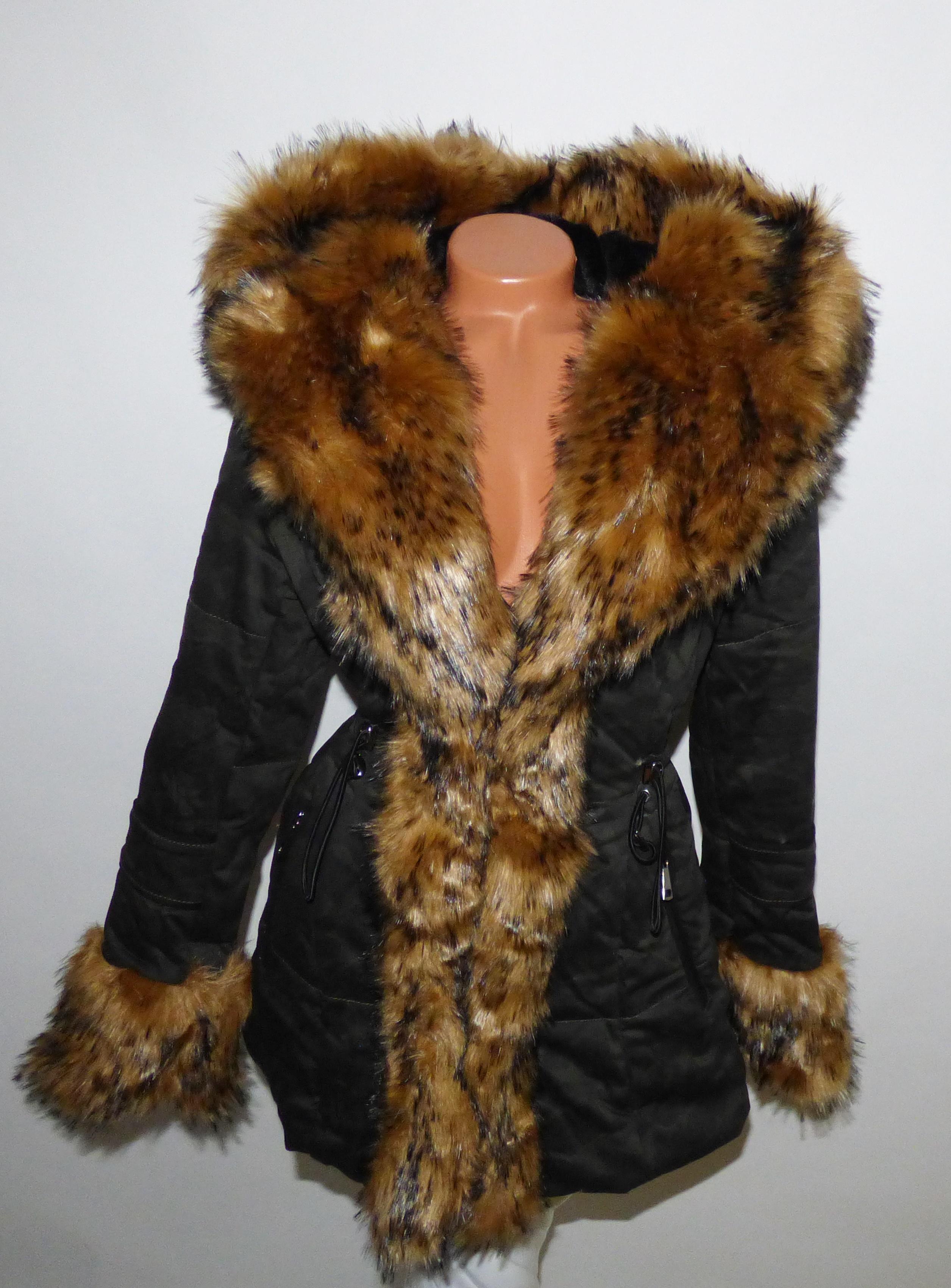 05aca7f20d Terepmintás szőrmés kabát - Dzseki / Kabát - Luna Gardrobe Női ruha  WebÁruház, Akciós - olcsó női ruha, Női ruha webshop, Online trendi -  divatos ruha
