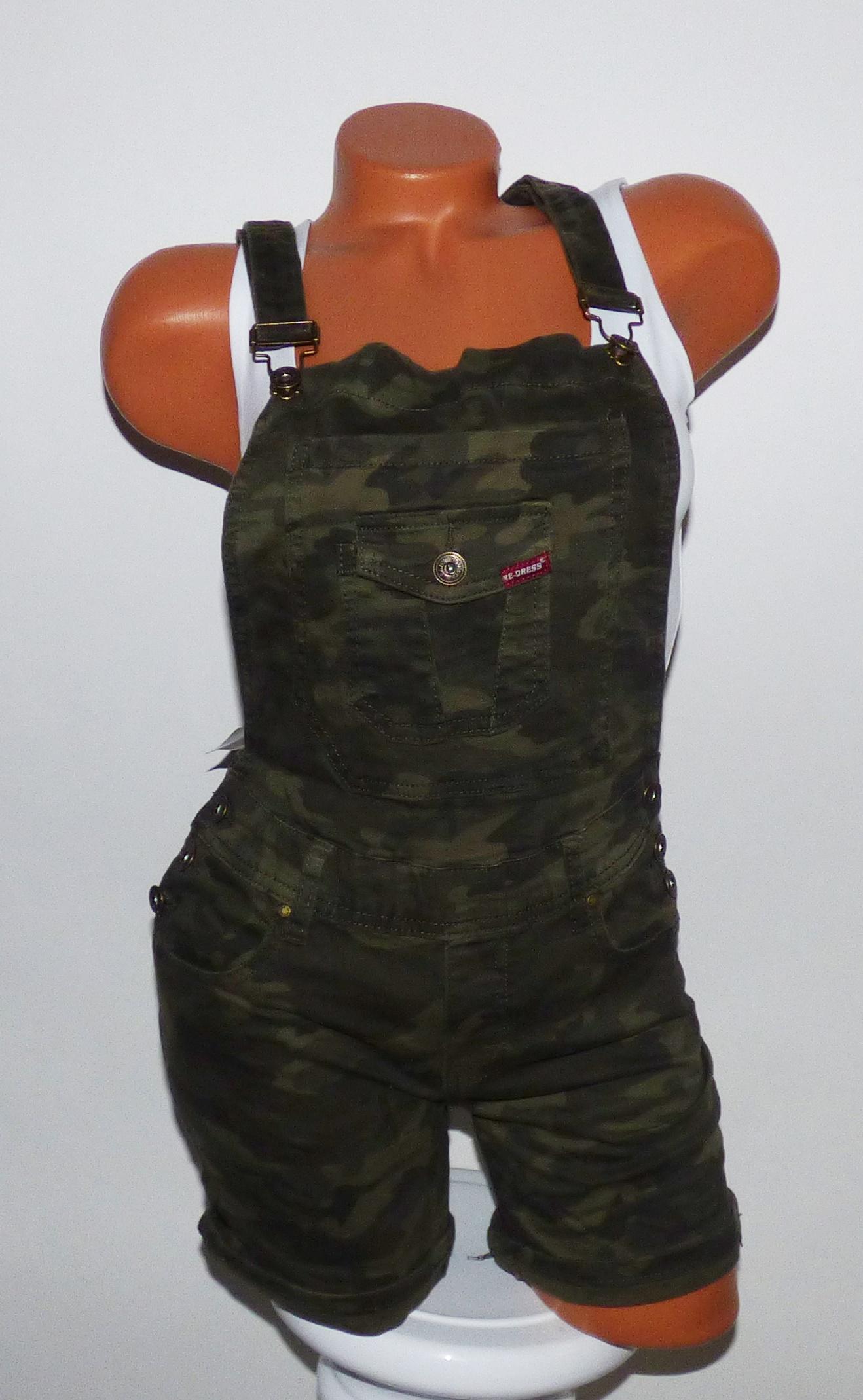 Terepmintás kantáros rövidnadrág - Nadrág   Szoknya - Luna Gardrobe Női  ruha WebÁruház c59a2fc72d